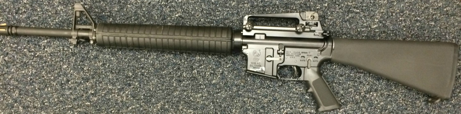 **SOLD** New Fully Transferable Colt M16A2 (1 of 2)