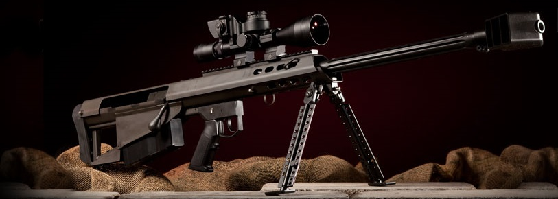 BARRETT 95 50BMG BOLT ACTION 29""