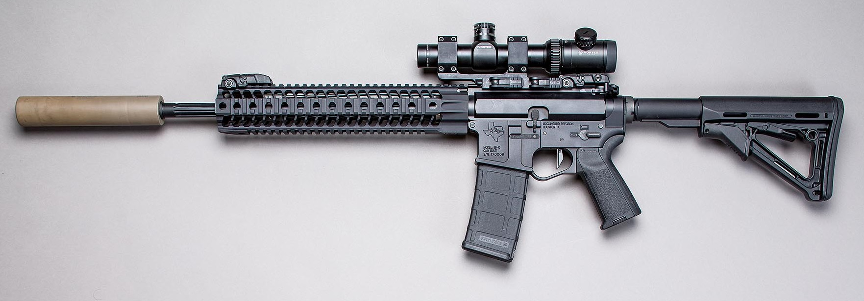 Mockingbird Precision BB-15 5.56 Carbine