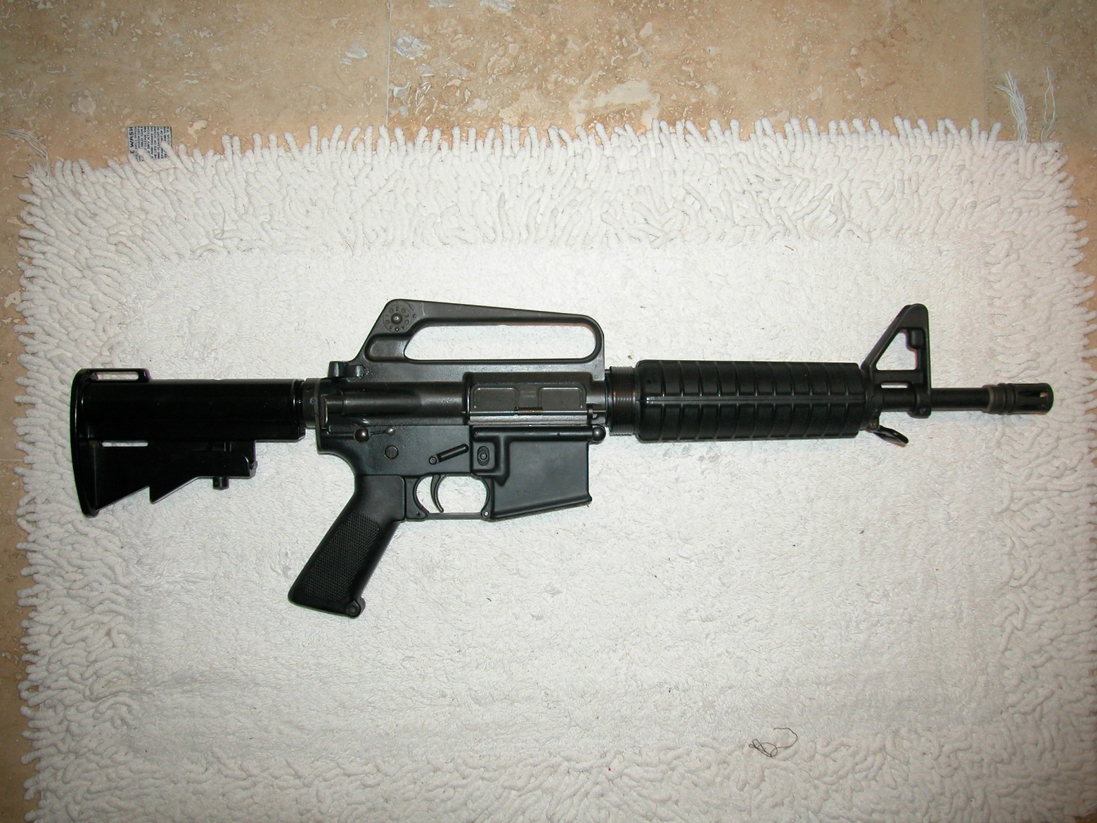 **SOLD** Transferable Factory Colt M16A1