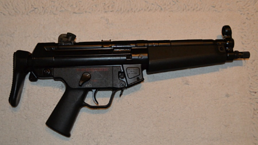 **SOLD** HK MP5-N Proper Push Pin Registered Receiver