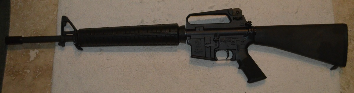 **SOLD** New Fully Transferable Colt M16A2 (2 of 2)