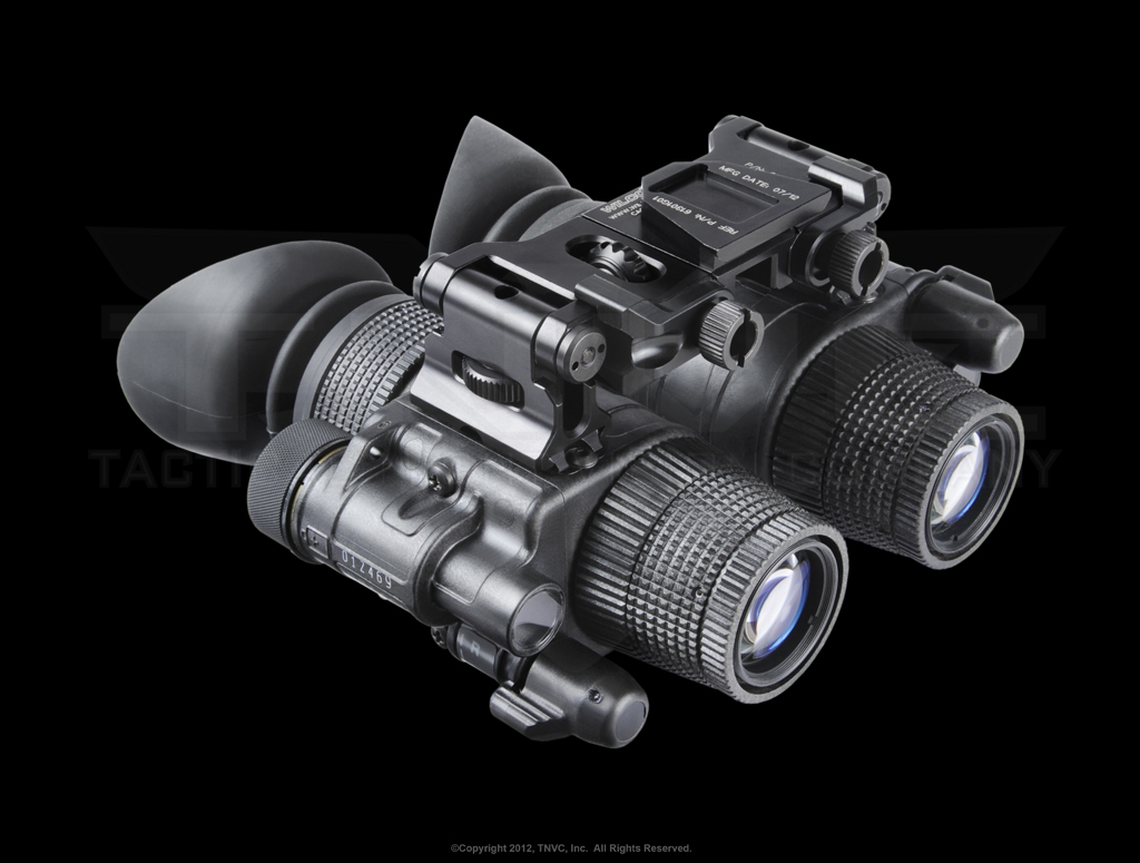 Gen3 PINNACLE Autogated Night Vision Binocular System