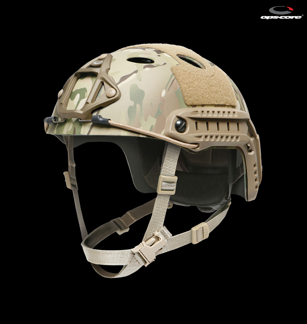 Ops-Core FAST Carbon Shell Helmet