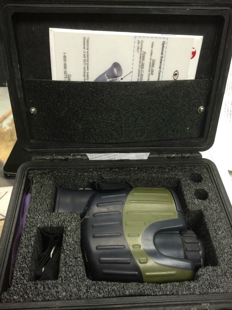 Used L3 X200XP Thermal-Eye **SOLD**