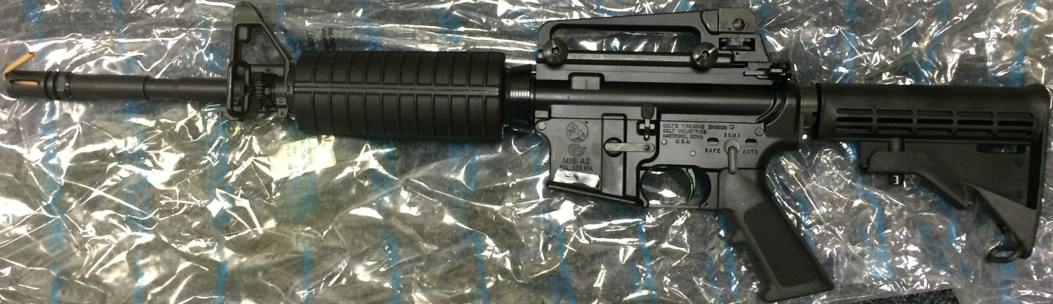 **SOLD** New Fully Transferable Colt M16A2 M4 Configuration