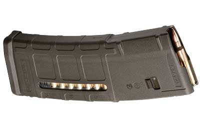 MAGPUL PMAG MOE 5.56 WINDOW 30RD OD GREEN