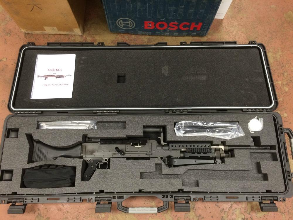 Long Guns / Rifles : Mockingbird Precision, Precision tools