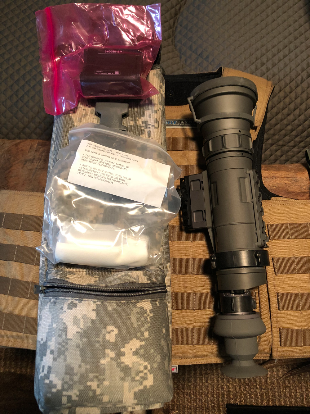 BAE Systems PAS-13C (V)3 Thermal Scope New ***SOLD***