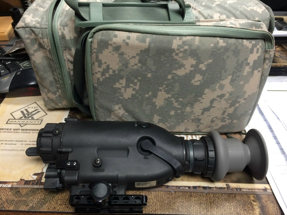 BAE Systems PAS-13C V1 Thermal Scope Used