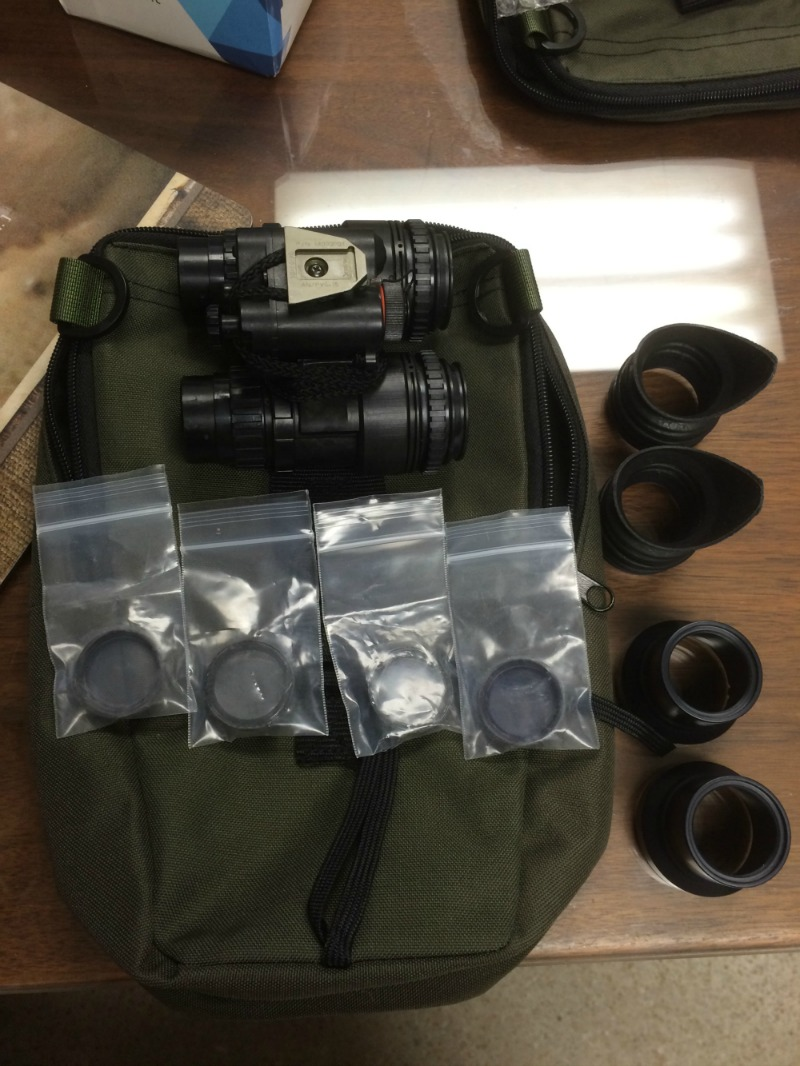 Demo L3 PVS-15 Night Vision Binoculars (2)
