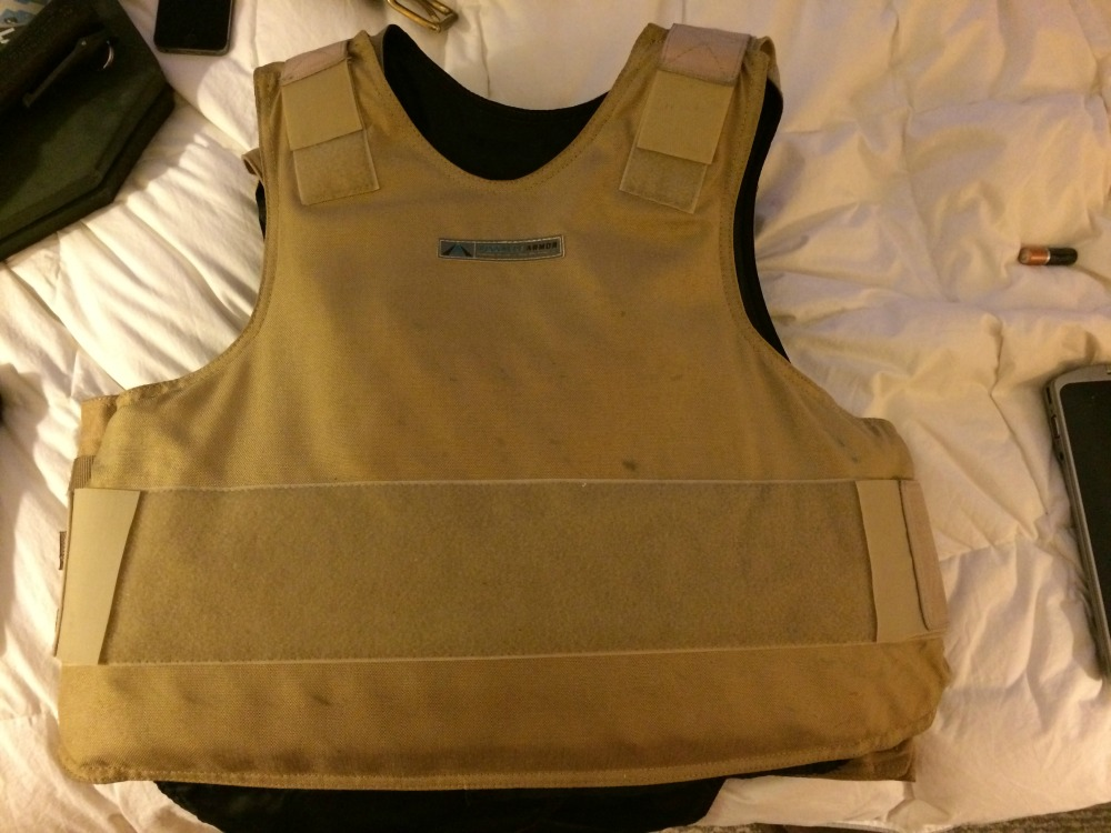 Pinnacle Dragon Skin Body Armor Vest XL Level IV New