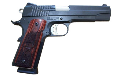 Sig Sauer 1911 Texas Edition with night Sights