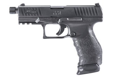 "WALTHER PPQ M2 NAVY 9MM 4"" (Threaded Barrel)"