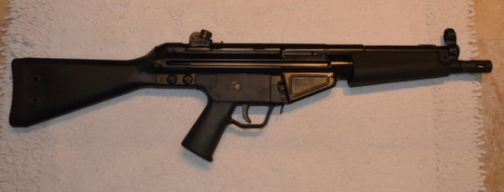 **SOLD** HK-51 Registered Receiver by Fleming/Proper Push-Pin